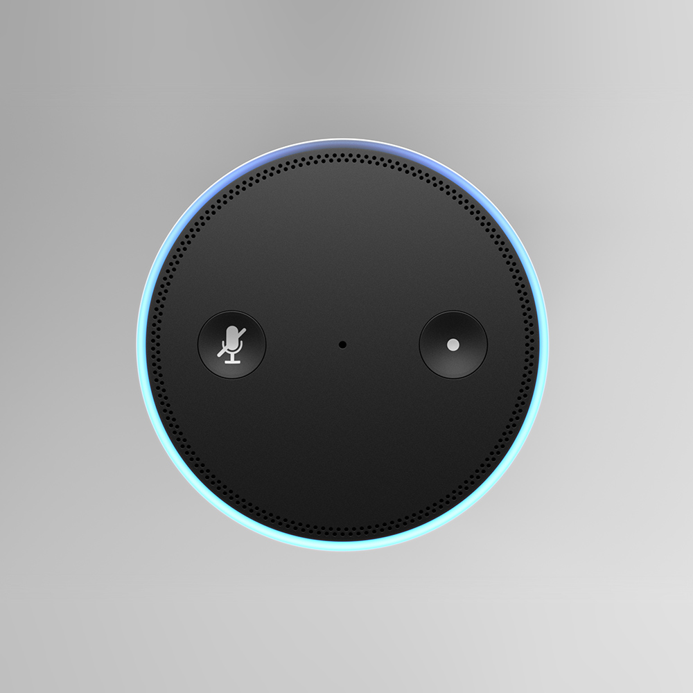 Echo Dot mit Alexa Assistant
