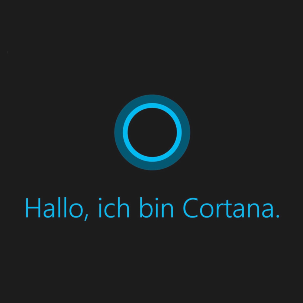 Virtual Assistant Cortana