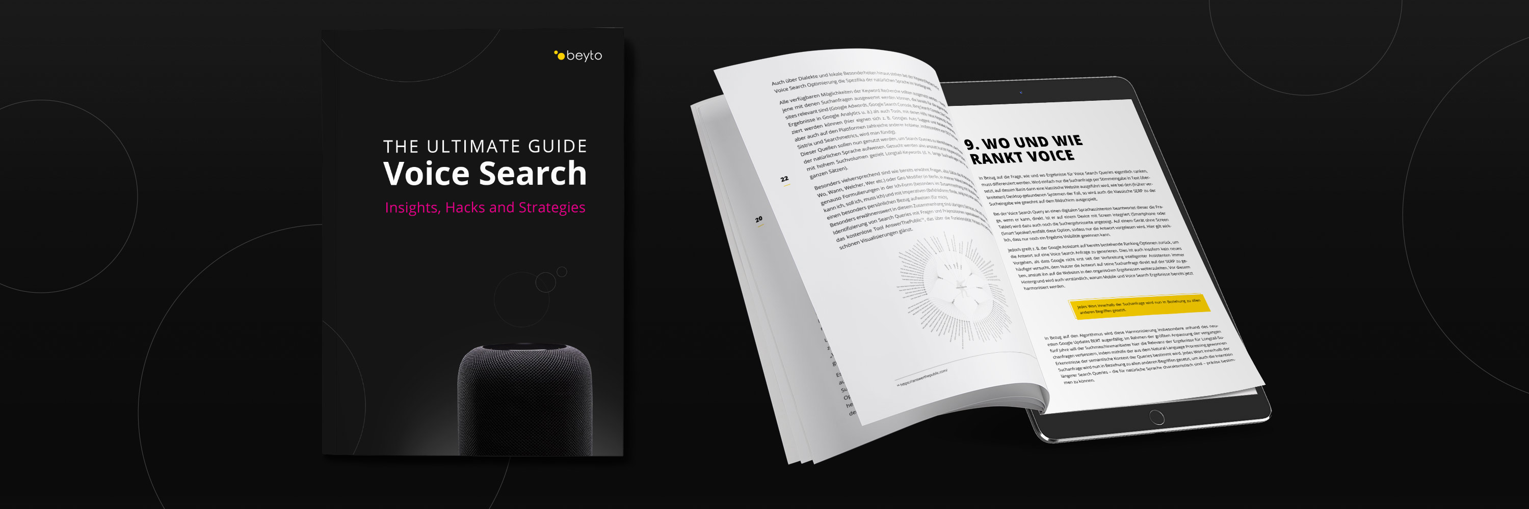 eBook Voice Search